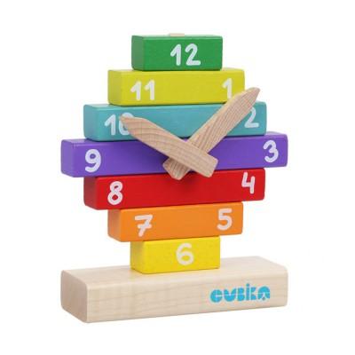Кубика Дрвен часовник