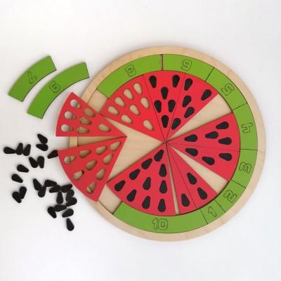 Смартвуд - сложувалка лубеница