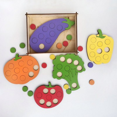 Смартвуд - мозаик зеленчук