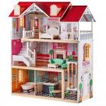 Топ Брајт- Куќа за кукли