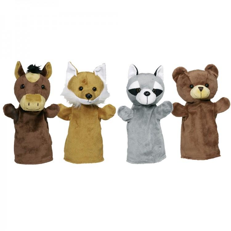 Гоки - кукли за на рака (сет4)