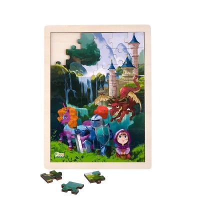 Пино сложувалка - водопад
